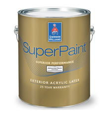 Sherwin-Williams SuperPaint